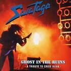 Savatage : Ghost In The Ruins: A TRIBUTE TO CRISS OLIVA CD (1996) Amazing Value