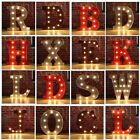9 Alphabet Letters LED Light Standing Hanging UP Wedding Party Home Decor US