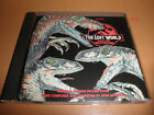 THE LOST WORLD jurassic park 2 soundtrack CD john williams score RARE PROMO