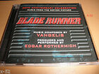 BLADE RUNNER soundtrack CD 30th VANGELIS edgar ROTHERMICH score TEARS IN RAIN