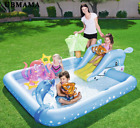 playing pool baby inflatable square swimming pool WATER FOR KIDS toy NEW toys