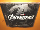 AVENGERS 1 score CD soundtrack INTRADA 19 track ALAN SILVESTRI marvel MCU ost