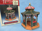 Hearthside Village Lemax 1996 Porcelain Victorian Gazebo Accessory 63180