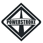 Ford International Powerstroke Power Stroke Sticker Super Duty Psd Diesel Decal