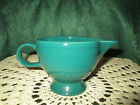 Fiesta Ware Retired EVERGREEN Green Individual Creamer 7 ounce   New