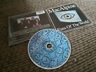 Eyes of the World by MacAlpine (CD, Squawk)  1990 promo PROMOTION STAMP radio dj