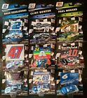 Complete Set Lot 9 total 2018 Nascar Authentics Wave 10 164 KESELOWSKI BOWYER
