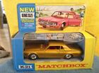 Vintage MATCHBOX KING SIZE K 21 MERCURY COUGAR Lesney Collectors Car NEW in Box