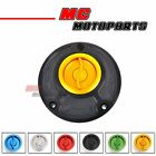 US CNC Quick Lock Fuel Gas Cap For Yamaha YZF R125 R3 XSR 900 YZF 1000 600 MT-03
