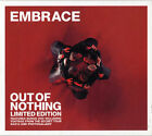 Embrace 2-disc CD/DVD set Out Of Nothing UK ISOM45CDX INDEPENDIENTE 2004