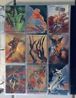 1993 SkyBox Marvel Masterpieces Trading Cards 45