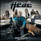 H.E.A.T Address The Nation COLLECTOR'S EDITION + 1 JAPAN SHM 2CD Dream Trading