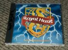 ROYAL HUNT - LAND OF BROKEN HEARTS CD ORIGINAL PRINTING USA heavy metal album