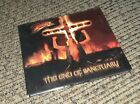 SINNER - The End Of Sanctuary 2000 German Digipak CD Nuclear Bast NB 471-2 metal