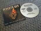 The Raging Fire Seventh Key CD album 2004 Inside Out Music RADIO STATION PROMO