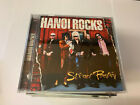 Hanoi Rocks Street Poetry (2007) CD MINT/EX