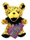 GRATEFUL DEAD BEANIE BEAR COLLECTION DELILAH FIRST GENERATION BY LIQUID BLUE