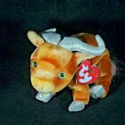 TY Zodiac Collection Ox Rare Retired Valuable Beanie Babies