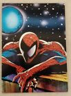 SPIDER-MAN MCFARLANE COMIC IMAGES 1-90 Base Card Set Promo Card Box
