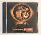 Universal Soldier The Return (Music from the Motion Picture) Soundtrack CD PROMO