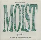 Moist Push UK CD single (CD5 / 5