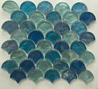 ASLG 15 OASIS EYES Glass Mosaic Tile  55 SHEETS OF CLEARANCE SALE