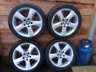 BMW ONE ALLOY WHEELS AND TYRES 17 225 45 17
