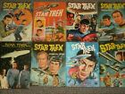 Vintage Star Trek UK Annuals World Dist Kirk Spock Enterprise Bones Sulu