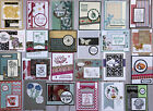 24 Sympathy Get Well Thinking of You handmade cards Stampin Up + more