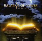 BALANCE OF POWER Book Of Secrets JAPAN CD Lance King Vandamne Prog/Power HM/HR