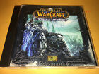 WORLD OF WARCRAFT game CD soundtrack WRATH OF THE LICH KING blizzard music