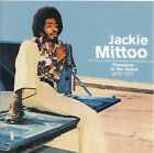 Blood And Fire CD Reggae Dub BAFCD042 Jackie Mittoo Champion In The Arena-Promo