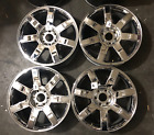 CADILLAC ESCALADE 2007 2014 9 x 22 OEM CHROME WHEEL RIM 9595855 FREE SHIPPING