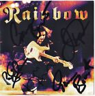 RAINBOW Joe Lynn Turner MICKEY LEE SOULE Graham Bonnet Roger +1 Autograph SIGNED