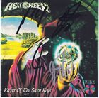HELLOWEEN Keeper of the 7 Keys - MICHAEL KISKE Kai Hansen +2 CD Autograph SIGNED