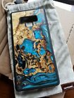 Carved Satellite Series custom Case For Samsung Galaxy NOTE 9 cell phone bnib