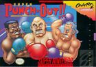 Super Punch Out Super Nintendo Snes Cleaned  Tested