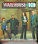 Rittenhouse Archives WAREHOUSE 13 Season 4 PREMIUM PACK Trading Cards AUTO Card