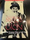 RARE OOP SISTERS OF THE GION VHS KENJI MIZOGUCHI JANUS FILMS CRITERION JAPANESE