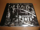 DANGEROUS TOYS 2 track PROMO single SCARED CD remix version max norman 80s metal