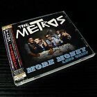 THE METROS - MORE MONEY LESS GRIEF NEW CD