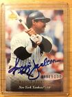 Reggie Jackson HAND SIGNED 1995 Upper Deck Card Authenticated UDA Certified Auto