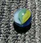 5/8 HTF St Mary's Marble King crossthru cats eye easy nr mint plus..4 colors pop