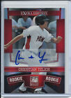 2010 Donruss Elite Extra Edition Rookie Auto---Christian Yelich---485 815