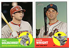 10 2012 TOPPS HERITAGE HIGH NUMBER SHORT PRINTS! COMPLETE YOUR SET! FREE SHIP!