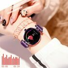 Women's Lady Bluetooth Smart Watch Phone Mate For Android IOS iPhone Samsung