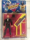 BILL & TED'S EXCELLENT ADVENTURE FIGURE ABE LINCOLN TOY SEALED MIB KENNER 1991