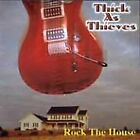 THICK AS THIEVES Rock The House JAPAN CD John Hahn U.S. Melodic Power Rock Trio