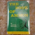 The book of Ammon by Ammon Hennacy Signed First Edition
