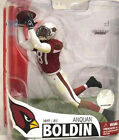 McFARLANE NFL Collection ANQUAN BOLDIN Exclusive Limited Edition figure New MIP